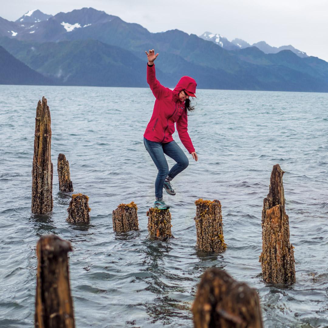Pflegeanleitung GoreTex–Bekleidung © Patagonia